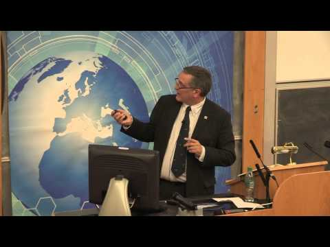 Prof. Ian Bryden - Sustainable Technology: Meeting Our Future Needs and Aspirations