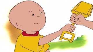 Caillou Full Episodes - 4 HOURS | Grumpy Caillou | Cartoons for Children