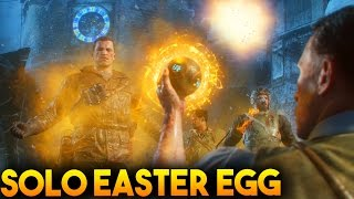 """DER EISENDRACHE"" - MAIN EASTER EGG SOLO TUTORIAL - SOLO EASTER EGG GUIDE (Black Ops 3 Zombies)"