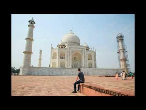 Mark Zuckerberg visit Taj Mahal Agra in India