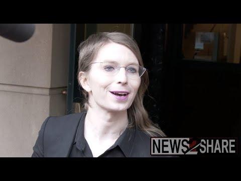 Chelsea Manning held in contempt, taken into custody