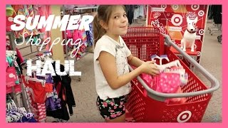 Summer Shopping Haul and Outing | Jazzy Girl Stuff