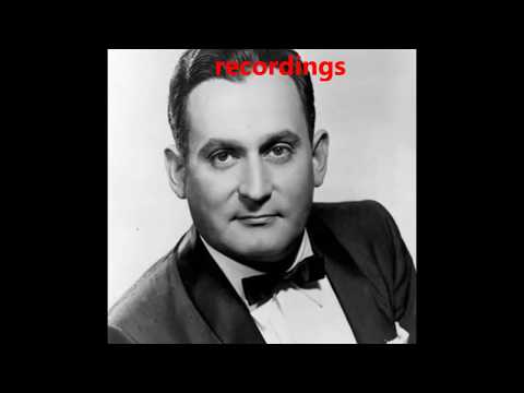 RICHARD TUCKER, the earliest operatic recordings of his voic