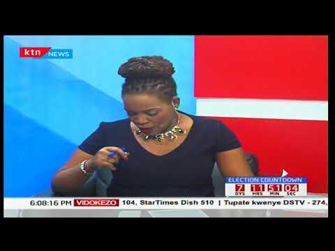 Jukwaa la KTN: Hisia kwa  Roselyne Akombe