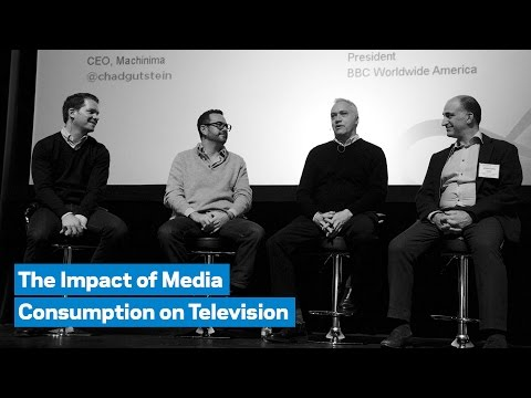 The Impact of Media Consumption on Television