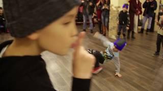 Dance Centre ONLINE / Bboy Kids 1 (Открытый урок)