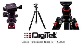 Digitek Professional Tripod DTR-500BH (Gujarat Photo)