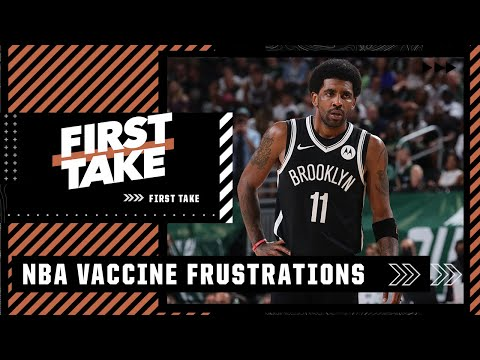 How will the NBA's vaccine mandate play out? | First Take