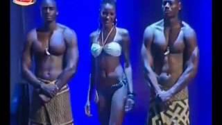 Miss Angola Universo 2011 Leila Lopes