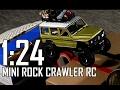 MINI ROCK CRAWLER 1:24 RC HSP / MERCEDES BENZ 230 G