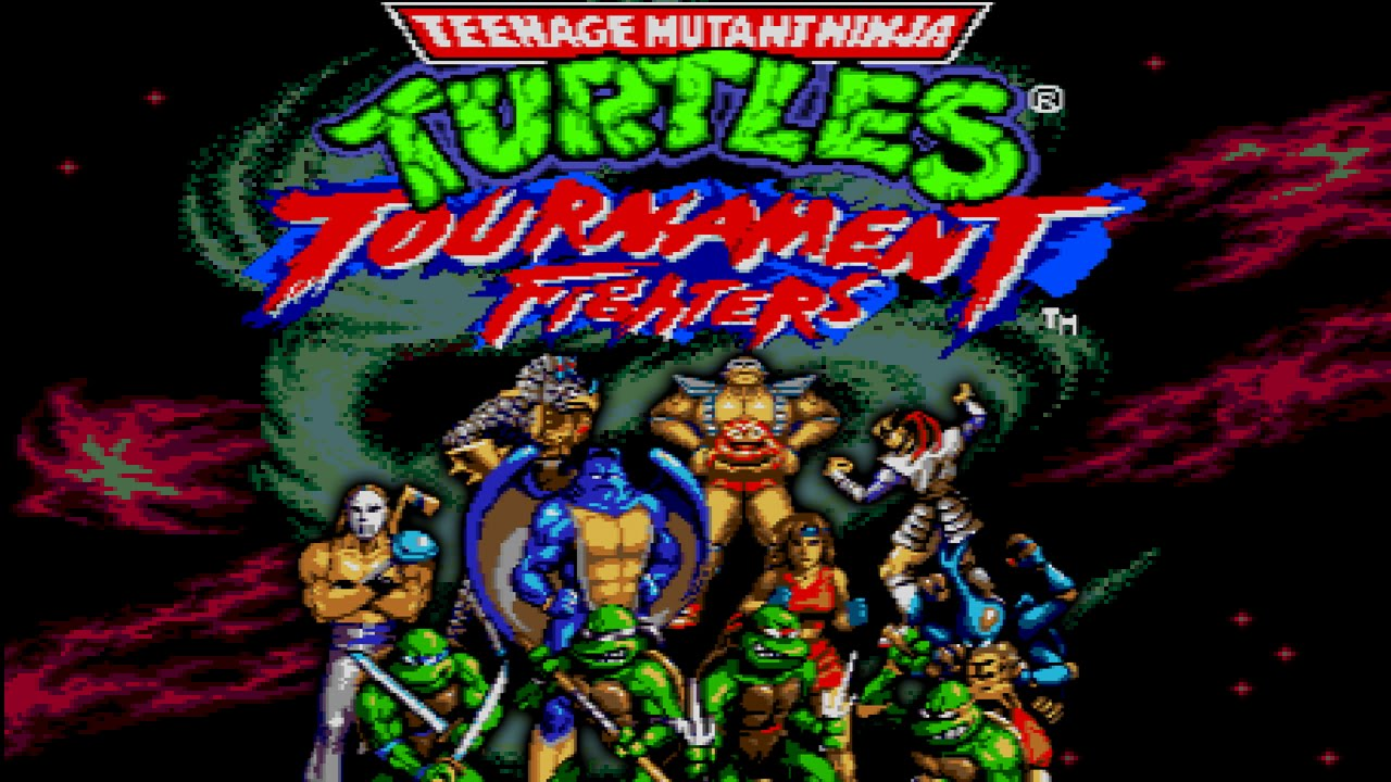 Teenage Mutant Ninja Turtles Tournament Fighters