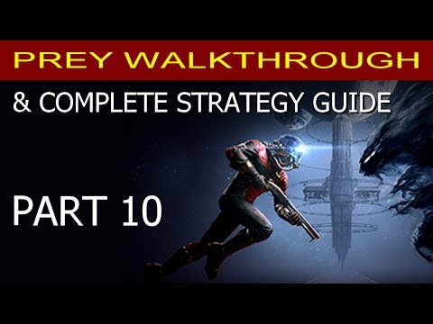 Prey Walkthrough Part 10 - How to Get Lots of Exotic Material (+ The Video in Morgan's Office) thumbnail