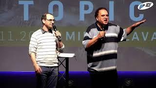 Open Topic   Mike Pilavachi
