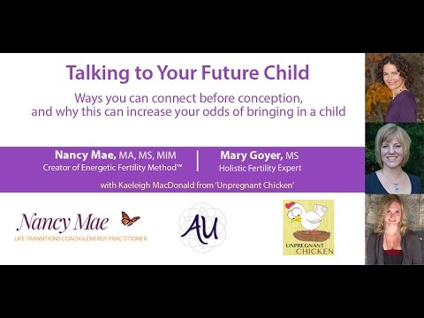 Talking to Your Future Child | Conscious Conception