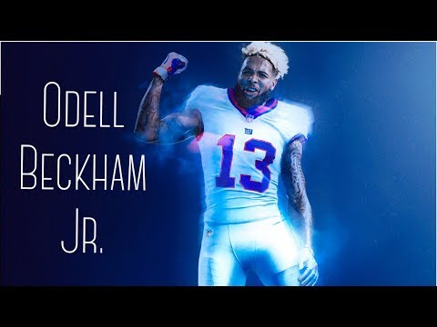 "Odell Beckham Jr. Mix - ""Nowadays"" Lil Skies"