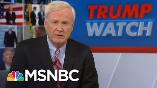 Matthews: President Donald Trump Raised The Sleaze In Public Life | Hardball | MSNBC