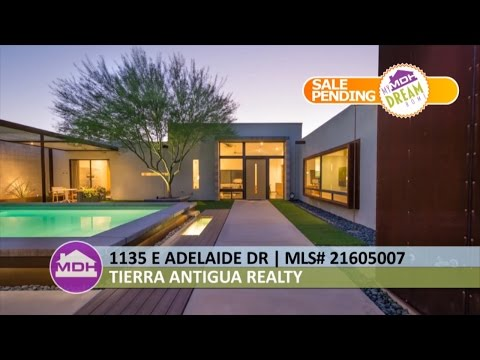 My Dream Home at 1135 E Adelaide, Tucson AZ 85719 -  Season 2 Episode 9 -