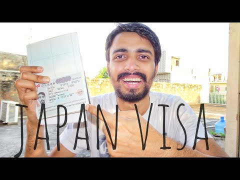 Japan Visa Process : I'm Visiting 3 more Countries with JAPA