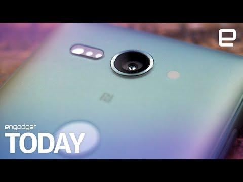 Sony unveils world's first 48-megapixel smartphone sensor   Engadget Today