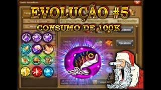 ‹‹DDTANK 337 [EVOLUÇÃO #5] PEGUEI A NOVA ARMA?? + CONSUMO DE 100K ››