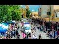 A Walk With the Gay Pride Parade, Santa Fe, New Mexico
