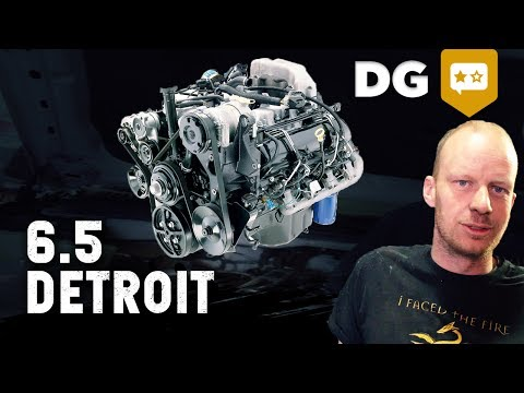 REVIEW: Everything Wrong With A GM 6.5 Detroit Diesel