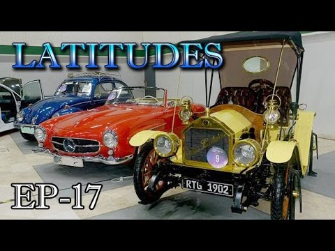 Public Car Museum In Arab | LATITUDES | Episode 17 | Travel & Leisure