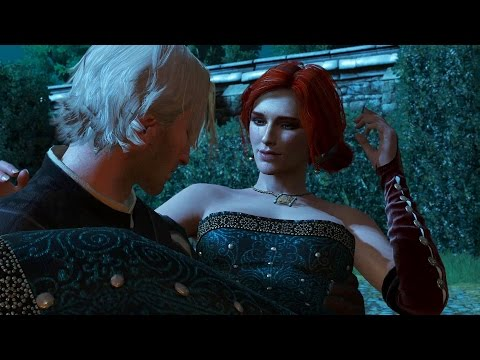 witcher 3 dating triss and yen
