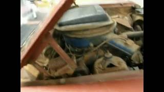 """""""Ford Falcon GT XY  (Australia) SHED FIND"""