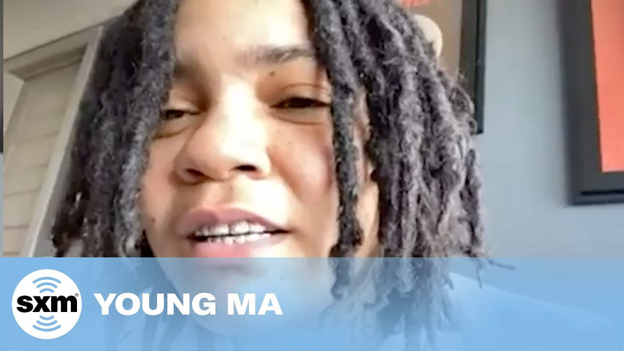 Young MA Explains the Idea Behind