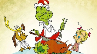 How The Grinch Stole Christmas Cartoon-Review - Samstag-Morgen-Cartoon-Boom podcast