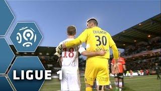 FC Lorient - AS Monaco FC (2-2) - 01/02/14 - (FCL-ASM) -Résumé