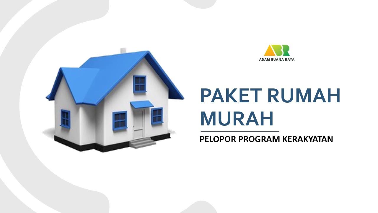 Jual Rumah Murah di Malang 0823 3139 6600 WA - YouTube