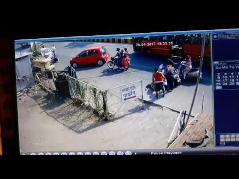 Bajaj Nagar Accident | Nagpur Today