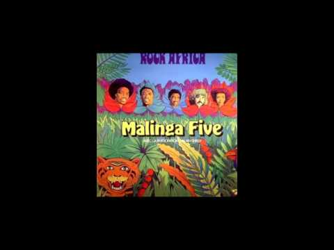 Malinga Five - Rock Africa (1977) [Full Album]