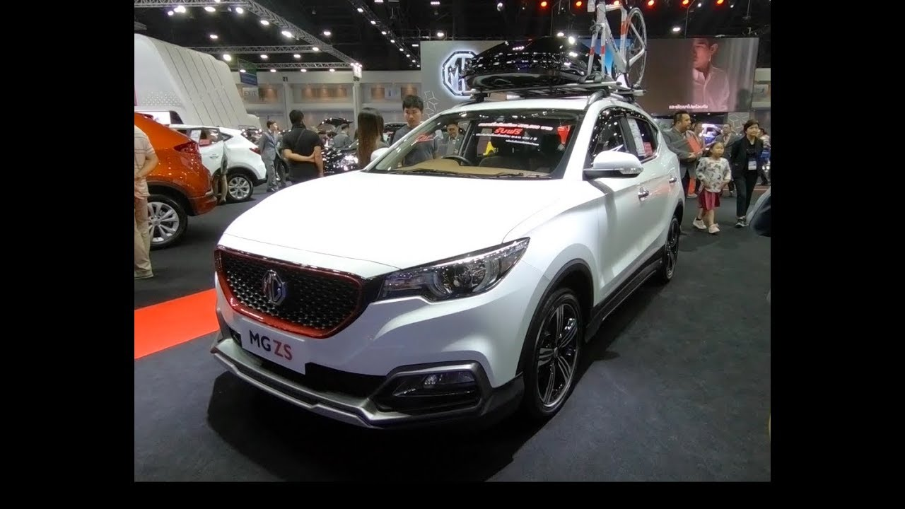 New 2019 Crossovers Mg Zs 2019 Youtube