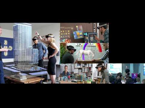 Developing for Mixed Reality with HoloLens - Rafał Legiędź