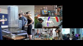 Gambar cover Developing for Mixed Reality with HoloLens - Rafał Legiędź