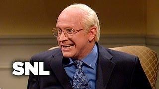 Cold Opening: Dick Cheney briefs Condoleeza Rice - Saturday Night Live