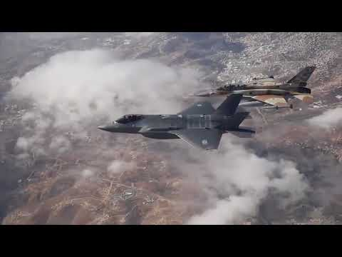 BREAKING NEWS - ISRAEL STRIKES IRANIAN TARGETS IN SYRIA, IAF F-16 CRASHES - Feb. 10, 2018