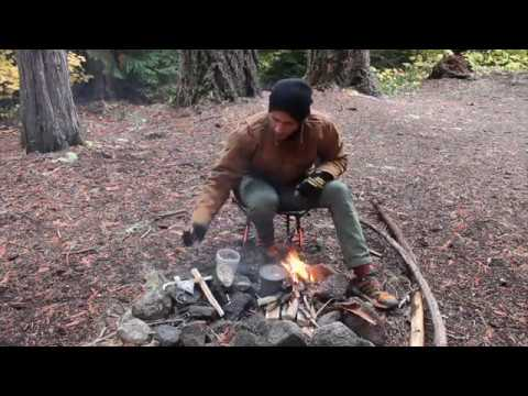 Campfire, Coffee and Oatmeal