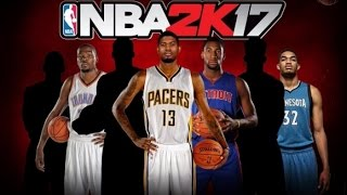 Nba 2k17 Mobile Android/İos (Mod-Link in Descriptions)