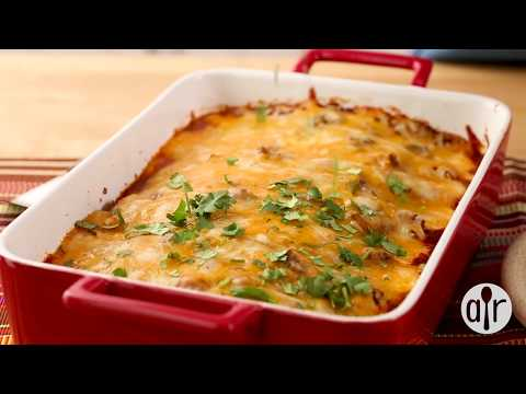 How to Make Beef Enchiladas with Spicy Red Sauce | Dinner Recipes | Allrecipes.com