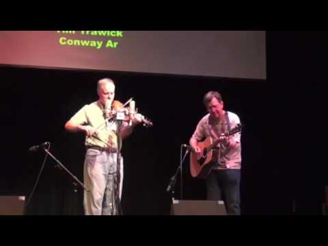 Tim Trawick at 2016 Arkansas State Contemporary Fiddle Contest
