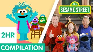 Sesame Street: Back to School for Kids | 2 Hour Compilation