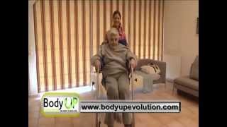 Body Up Evolution - Safely lift and Transfer Your Beloving Person