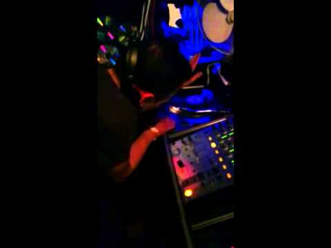 Terry Fursland LIVE@Spaced, Club 414 #2