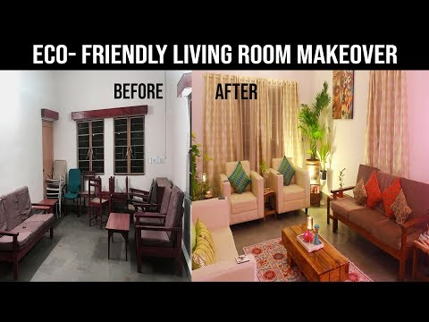 Indian Home Tour | Indian Home Decor Makeover | Home Decor Budget Ideas Living Room