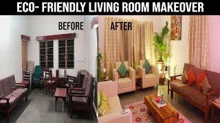 Indian Home Tour   Indian Home Decor Makeover   Home Decor Budget Ideas Living Room