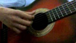 [Guitar cover] Tớ xin lỗi - Dư Mai Phương